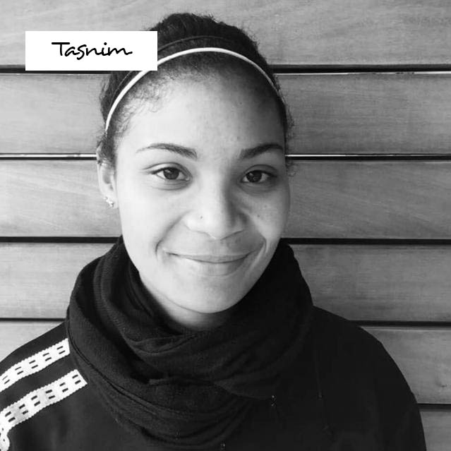 Tasnim | Wintown Langebaan