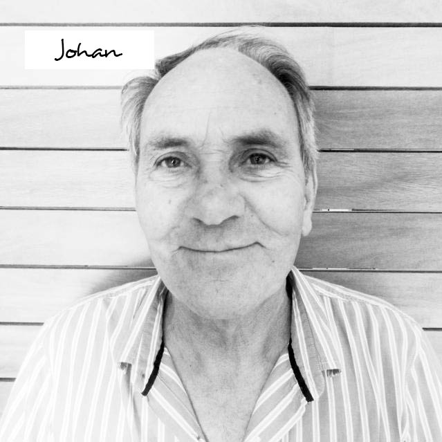 Employee Johan | Wintown Langebaan